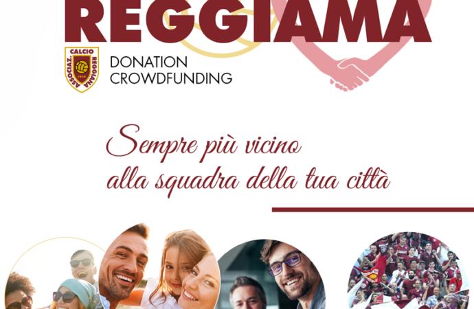 Sospeso il donation crowdfunding ReggiAMA