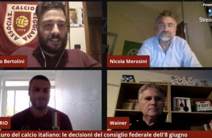 Il consiglio federale ha deciso il futuro del calcio italiano