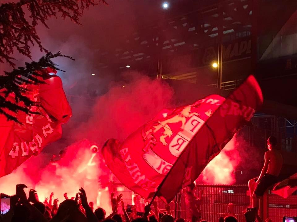 La Reggiana è in finale per la B. Mai così in alto negli ultimi 21 anni.