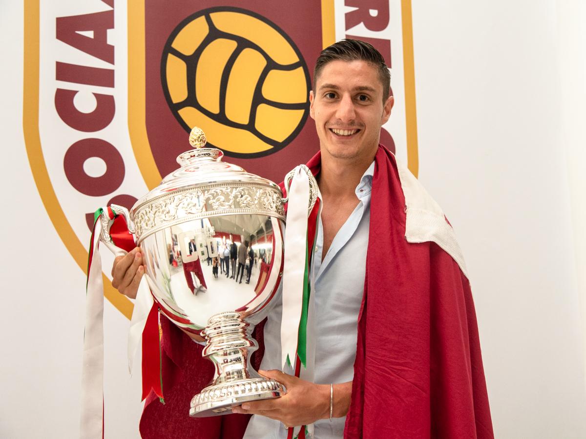 Breaking News: Alessandro Spanò lascia la Reggiana e il calcio giocato