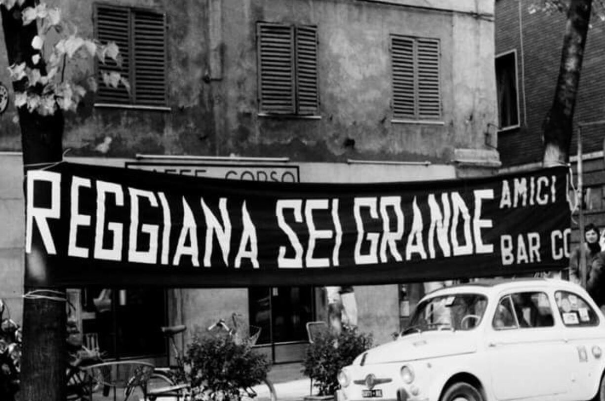 Se sponsorizzi la Reggiana 50% di credito d'imposta.
