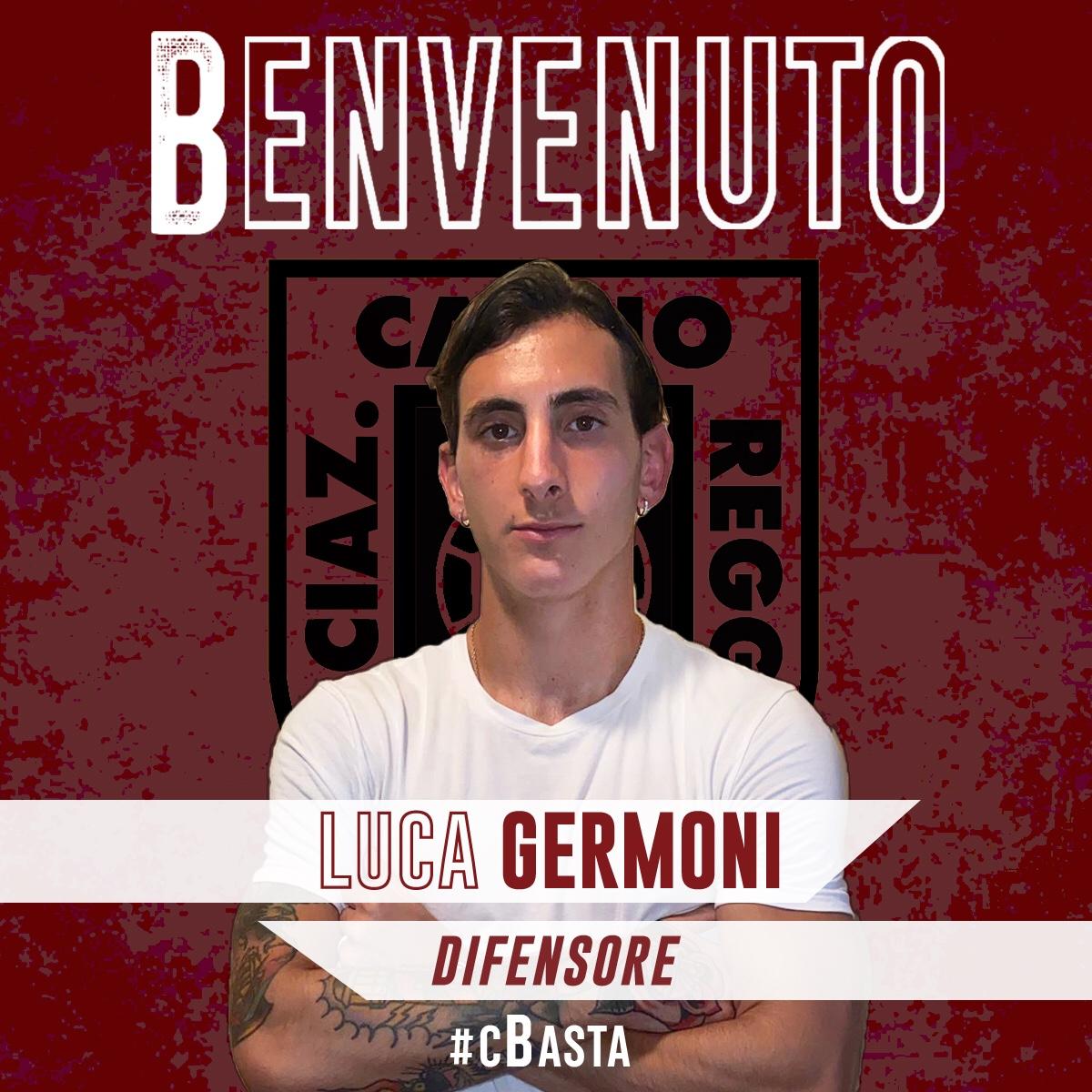 Luca Germoni arriva in granata con contratto triennale