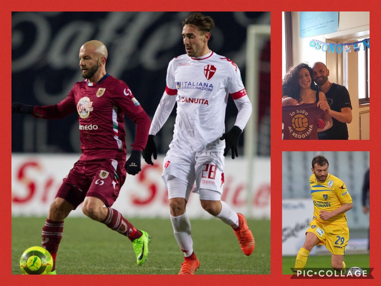 """Reggiana Forever: Carlini """"A Frosinone ho fatto il salto triplo, ma a Reggio ho conosciuto una realtà stupenda"""""""