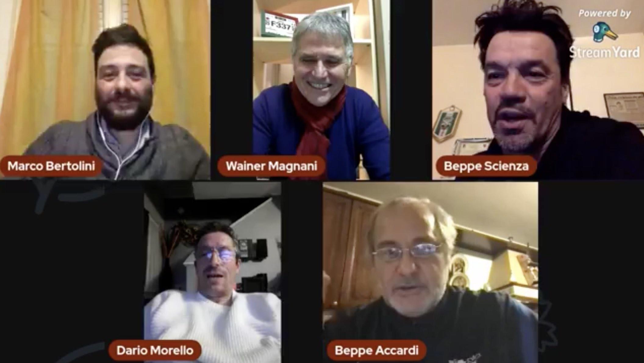 Il Bar della Gazzetta: dodicesima puntata BEPPE AL QUADRATO