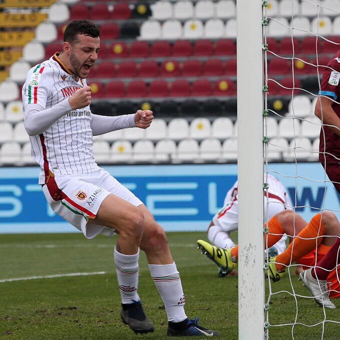 """Riccardo Martinelli: """"Mi ritengo un difensore votato alla marcatura"""""""