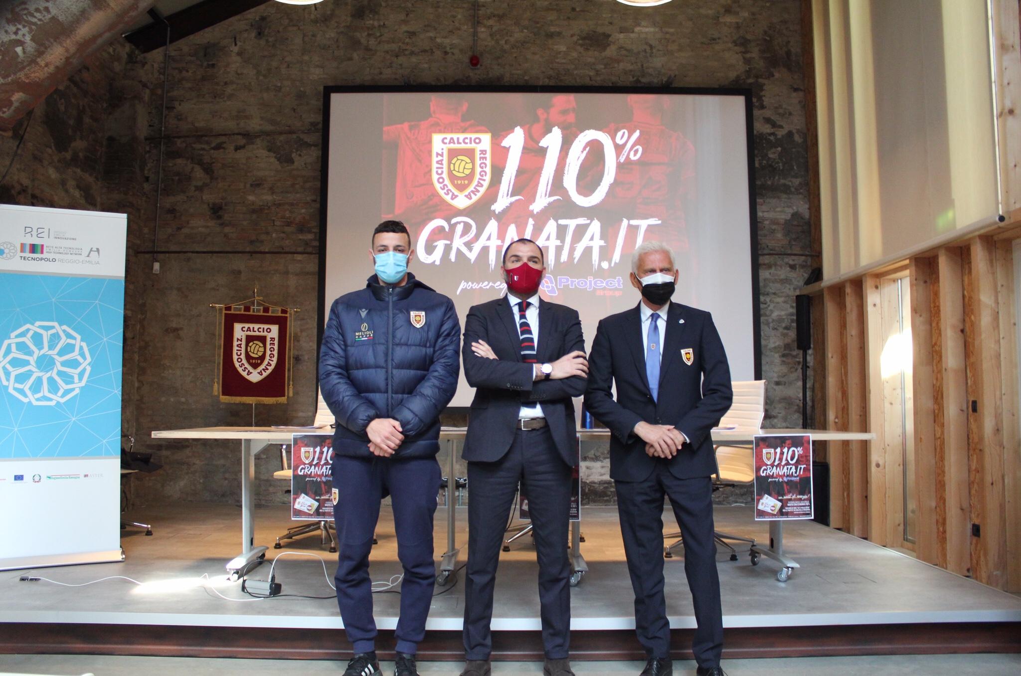 """Project Group premia i tifosi granata: """"110% granata"""""""