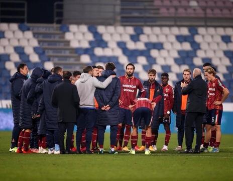 La Reggiana rischia l'ennesima ingiustizia