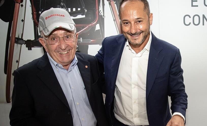 Il lungo viaggio della Reggiana sotto il segno di Romano Amadei