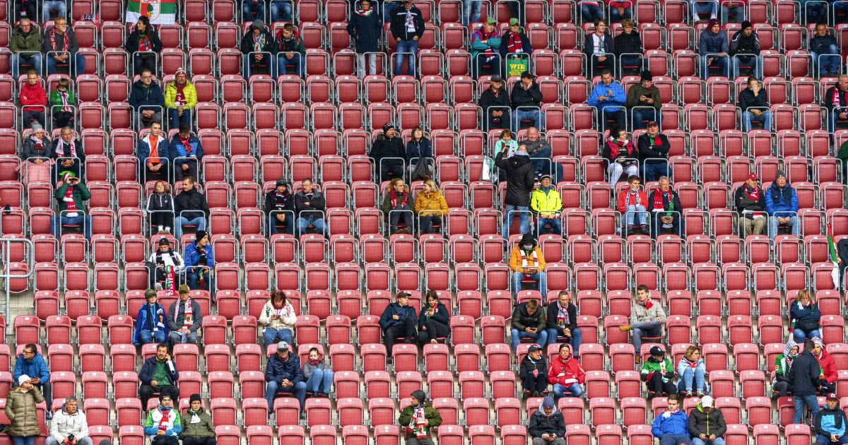"""Il calcio riapre ai tifosi, Andes: """"Il Covid impone una nuova formazione per gli steward"""""""