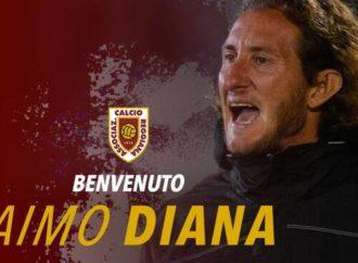 Aimo Diana: la conferenza di presentazione del nuovo mister della Reggiana