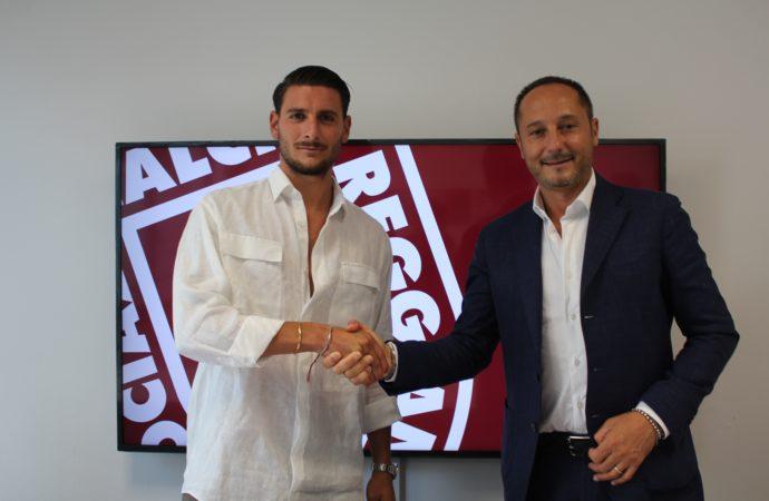 Giuliano Laezza completa il reparto difensivo della Reggiana