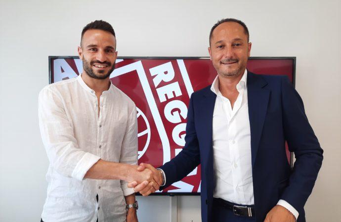 Alessio Luciani rinforza la difesa della Reggiana