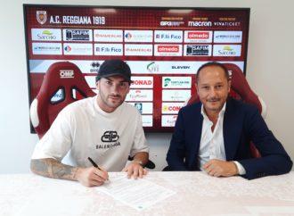 Eric Lanini arriva in prestito dal Parma