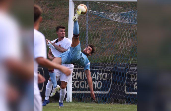 La Reggiana conclude il ritiro con una vittoria