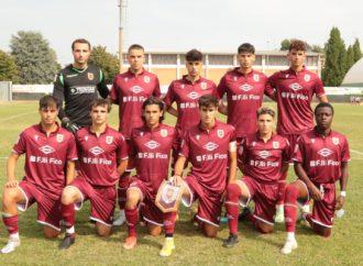 La Reggiana Primavera2 in Coppa Italia