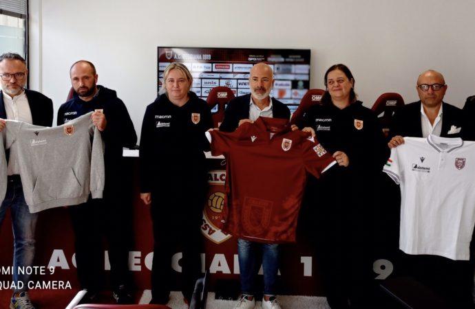 Prosegue il connubio tra Ac Reggiana e Nubilaria per il calcio femminile